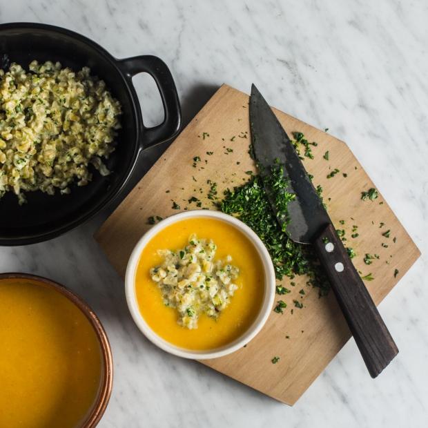 Sopa de Zanahoria