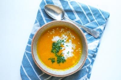 Sopa Zanahoria 02